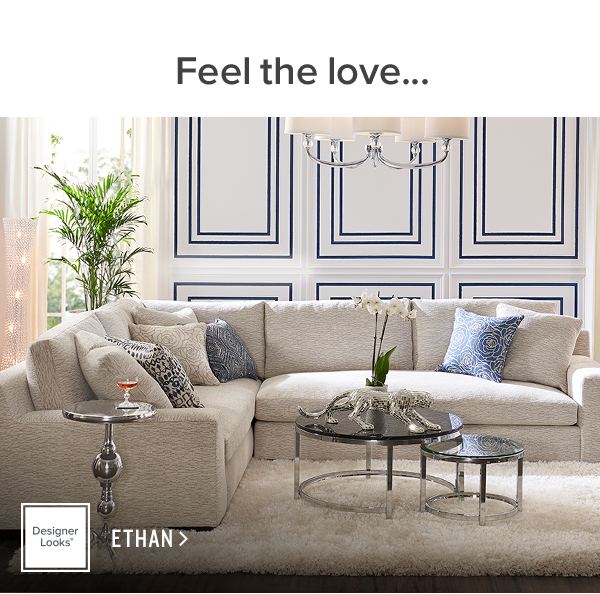 feel the love. ethan. shop now