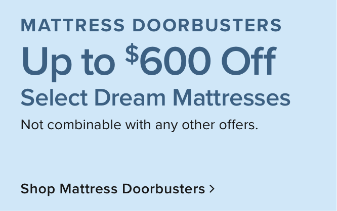 Shop Mattresses