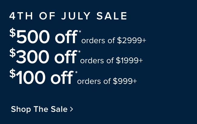Sale - shop now