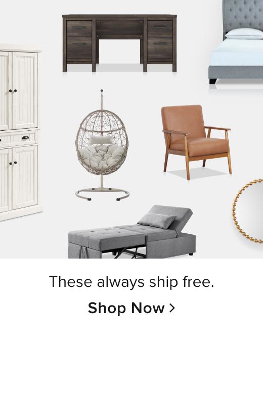 Shop Free Shipping