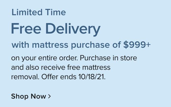 Mattresses - shop now