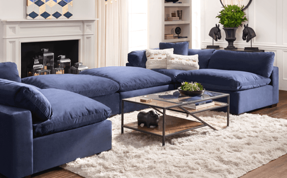 fill your space with style | living rooms | shop now