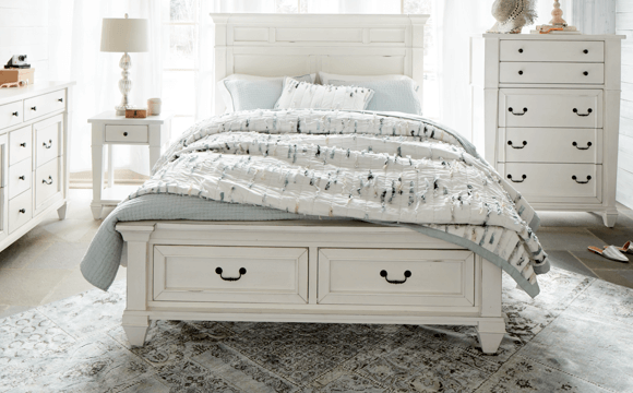 create a sleep sanctuary | bedrooms | shop now