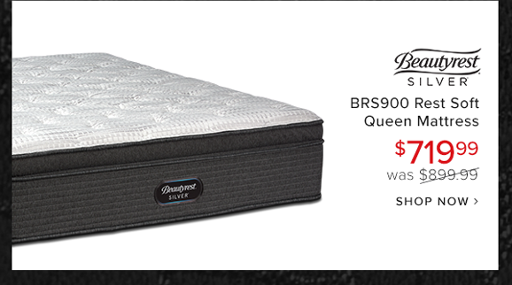 brs900 rest soft queen mattress $719.99 was $899.99 shop now.