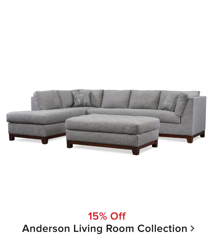 15% off Anderson Collection