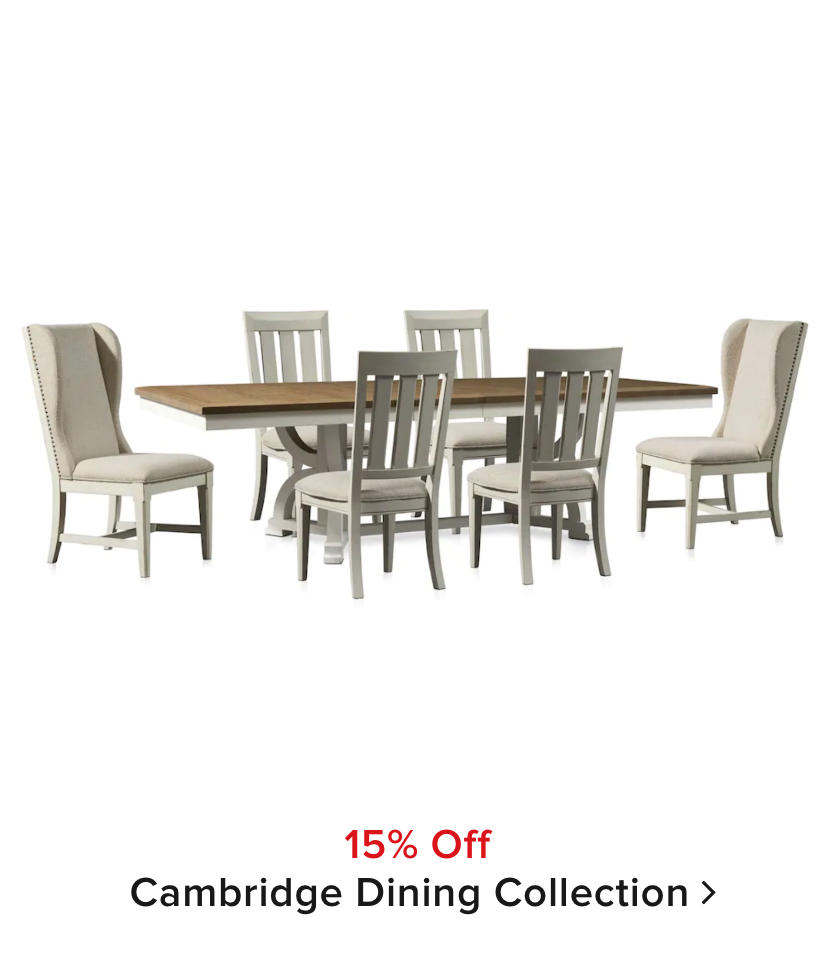 15% off Cambridge Collection