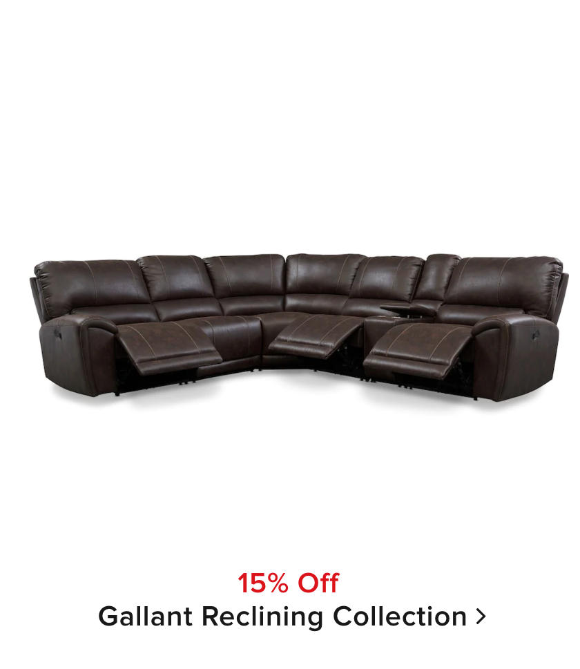 15% off Gallant Collection