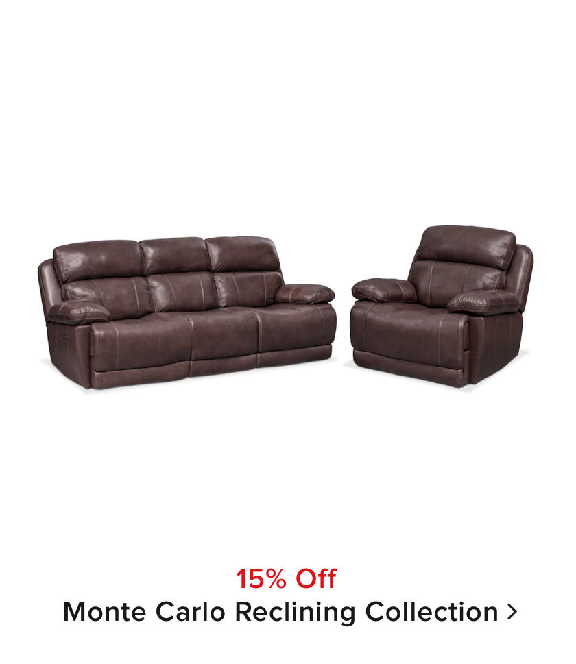 15% off Monte Carlo Collection