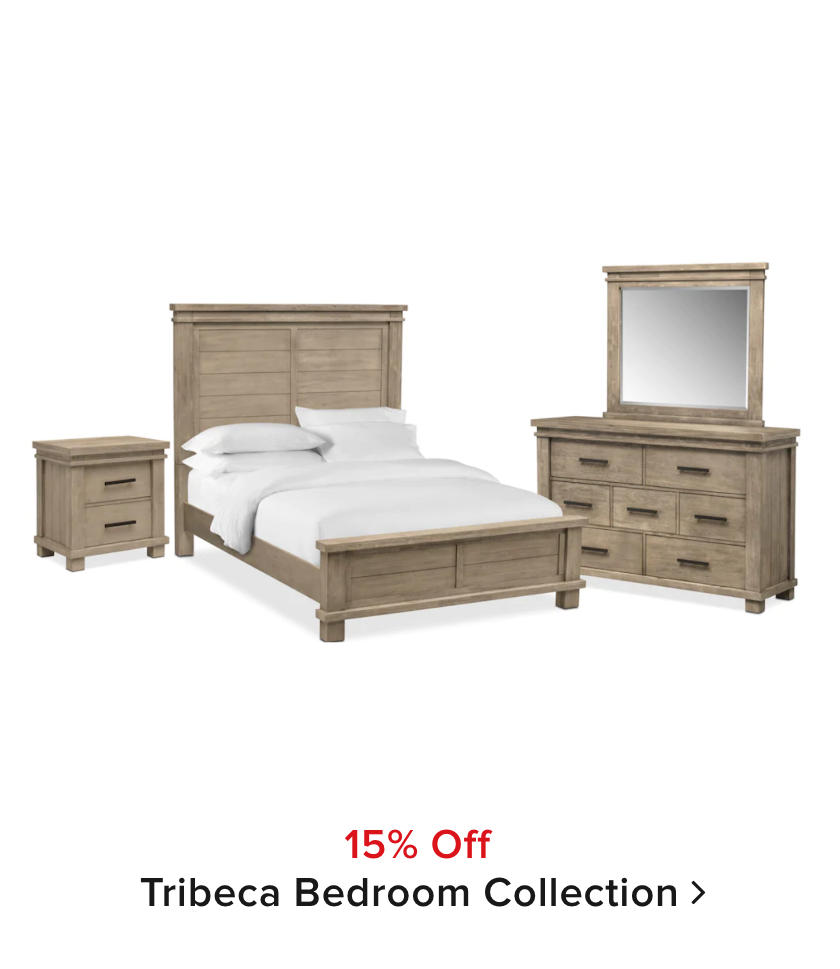 15% off Tribeca Collection