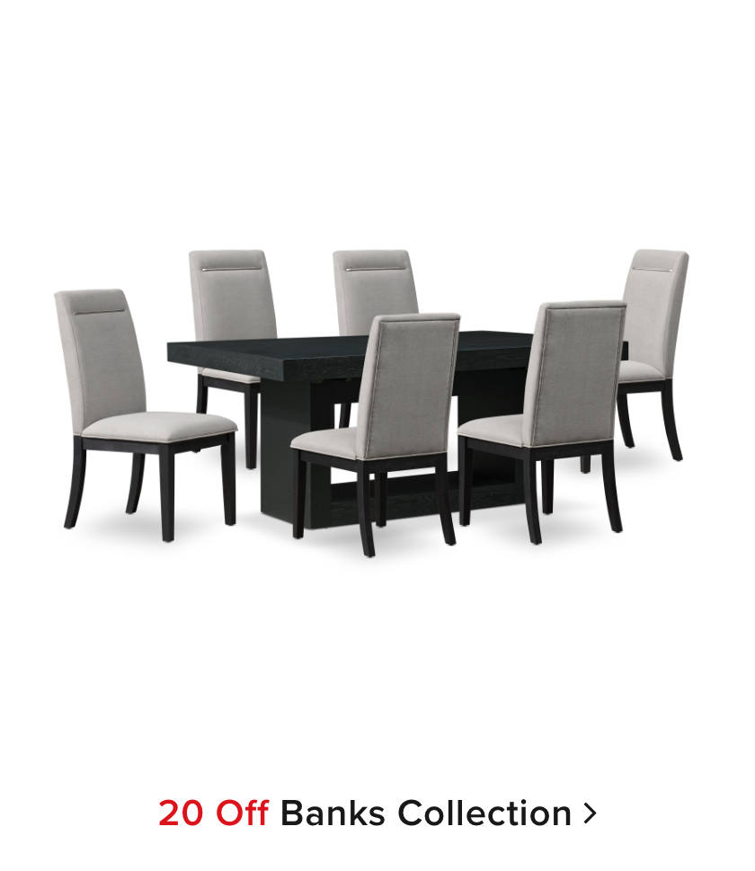 20% Off: The Banks Collection