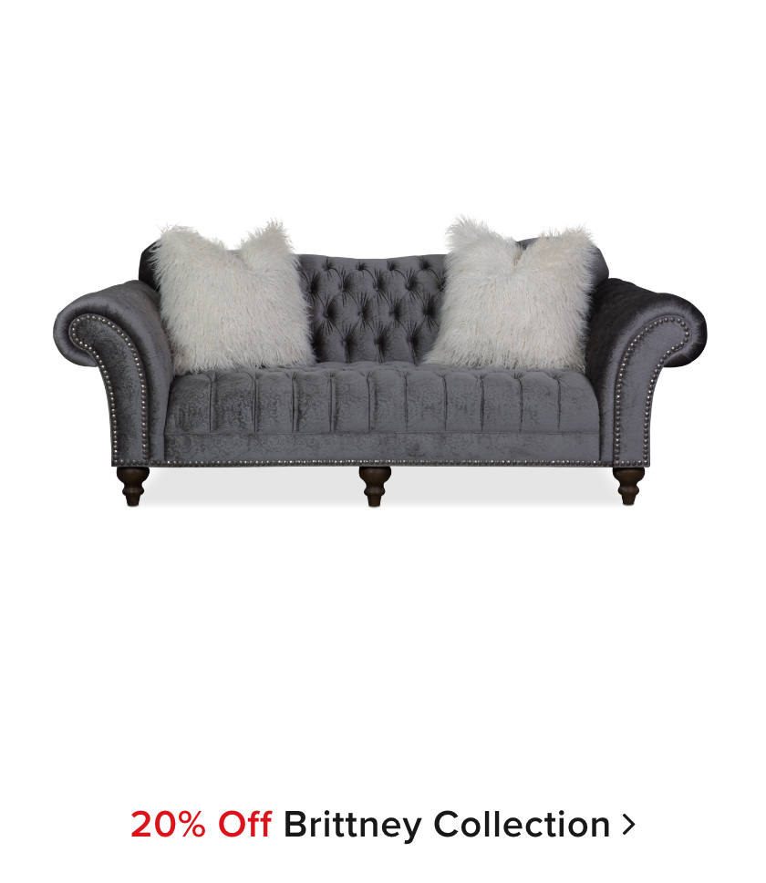 20% Off: The Brittney Collection