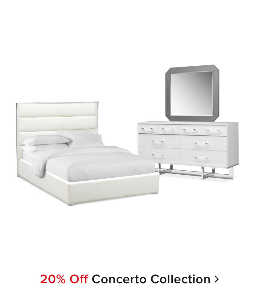 20% off Concerto (White) Collection