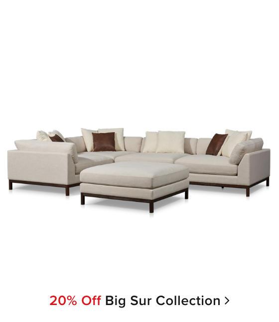 20% off Big Sur Collection