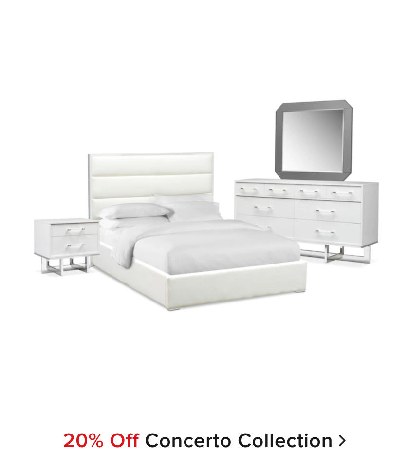20% off Concerto Collection