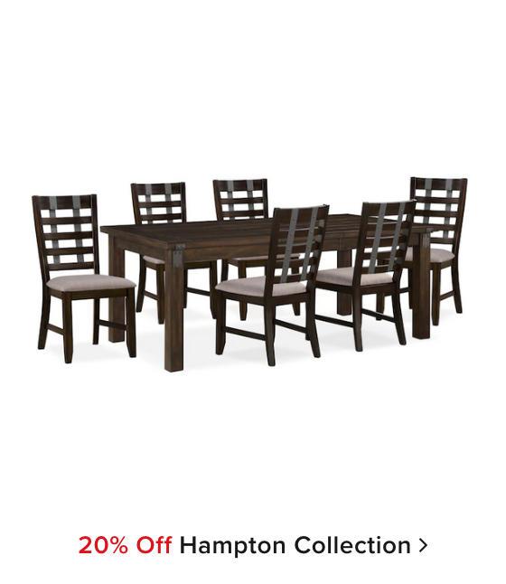 20% off Hampton Collection