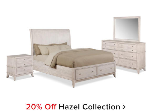 20% off Hazel Collection