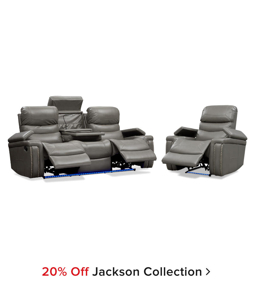 20% off Jackson Collection