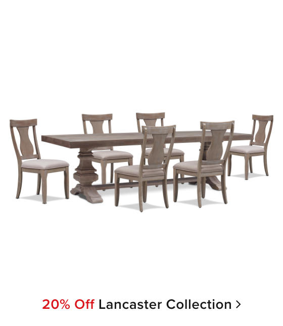 20% off Lancaster Collection
