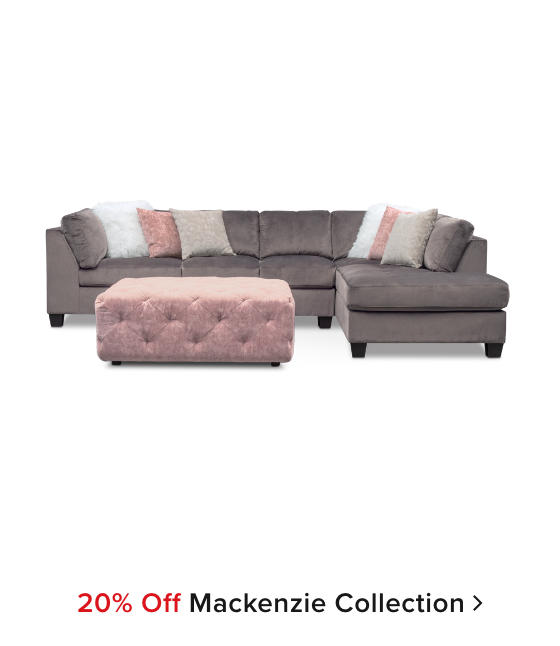 20% off Mackenzie Collection
