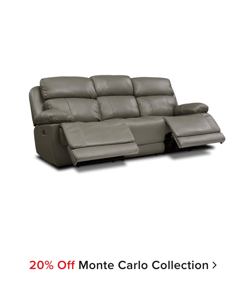 20% off Monte Carlo Collection