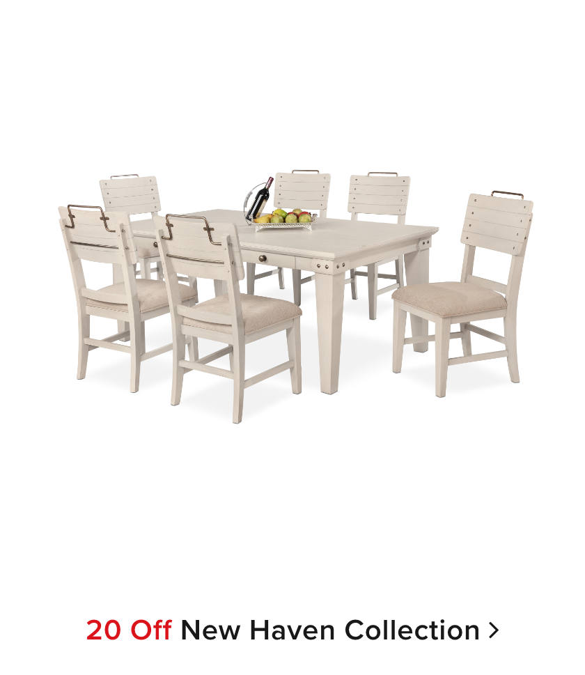 20% Off: The New Haven Collection