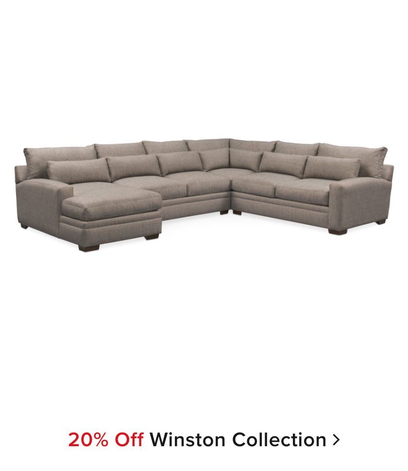 20% Off: The Winston Collection