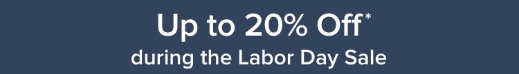 The Labor Day Sale