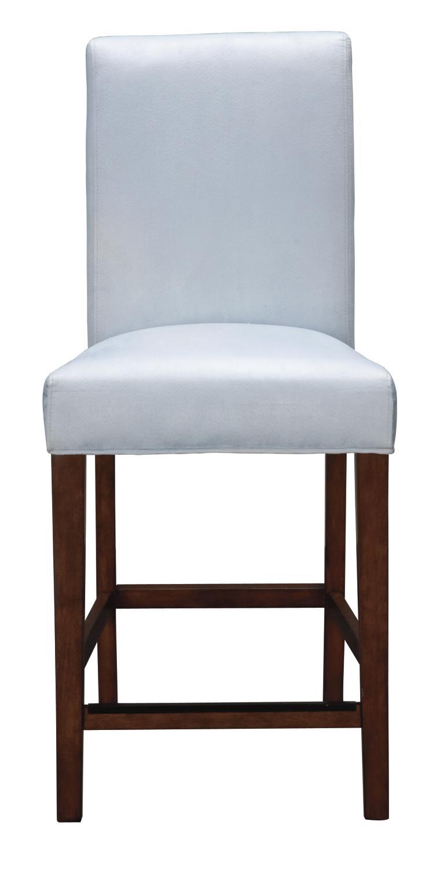 alcove stool aqua