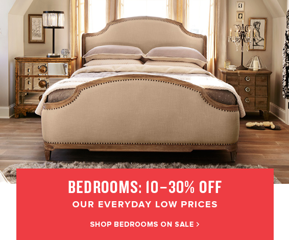 bedrooms: 10-30% off. shop bedrooms on sale.