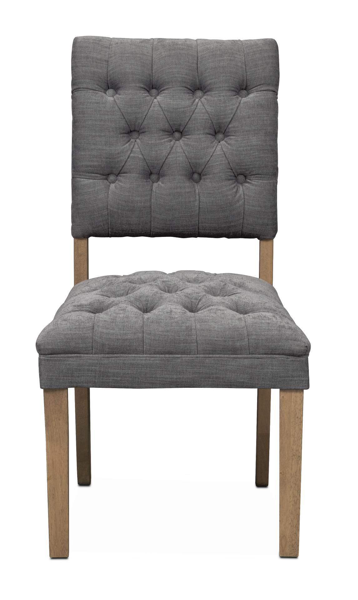 Gretchen Side Chair   Gray