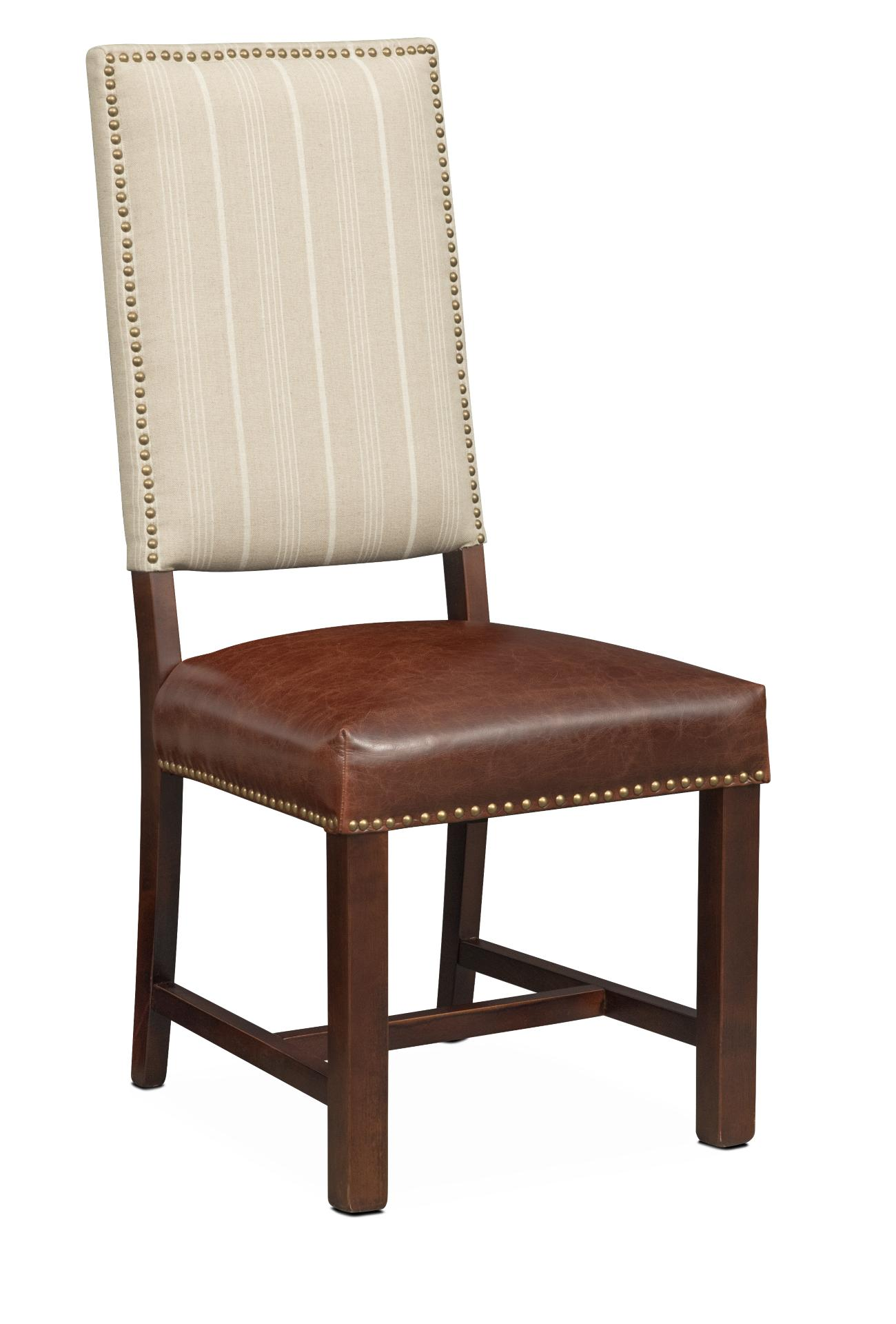 Tannery Side Chair   Brown