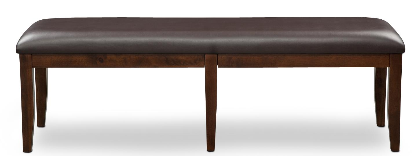 Abaco Bench   Brown
