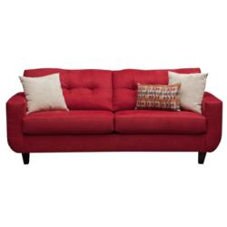 West Village Sofa Red