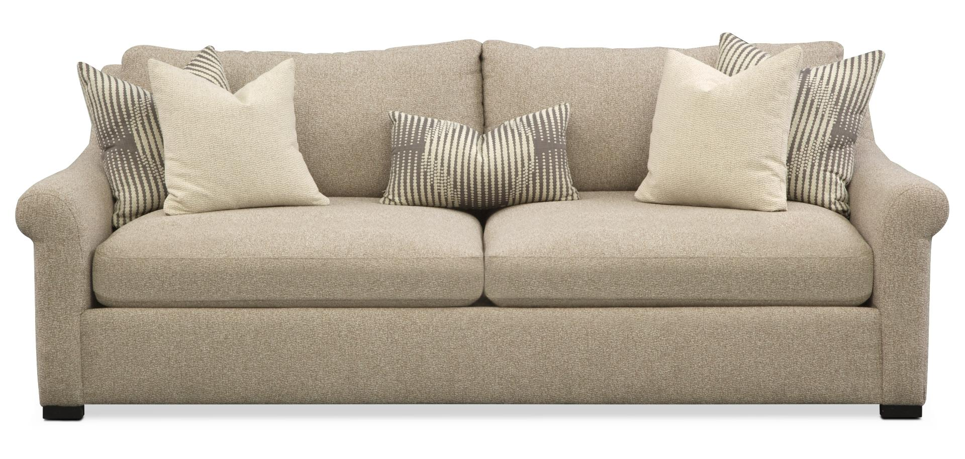 Finest Robertson Cumulus Sofa Beige With Furniture Stores Near Bradenton Fl
