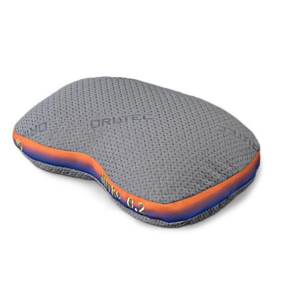 Bedgear BG-X Kids Crush 0.2 Performance Pillow in Gray
