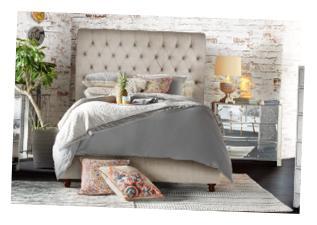 diana queen bed