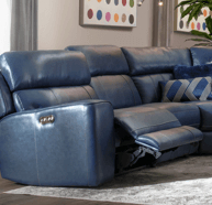 newport reclining collection