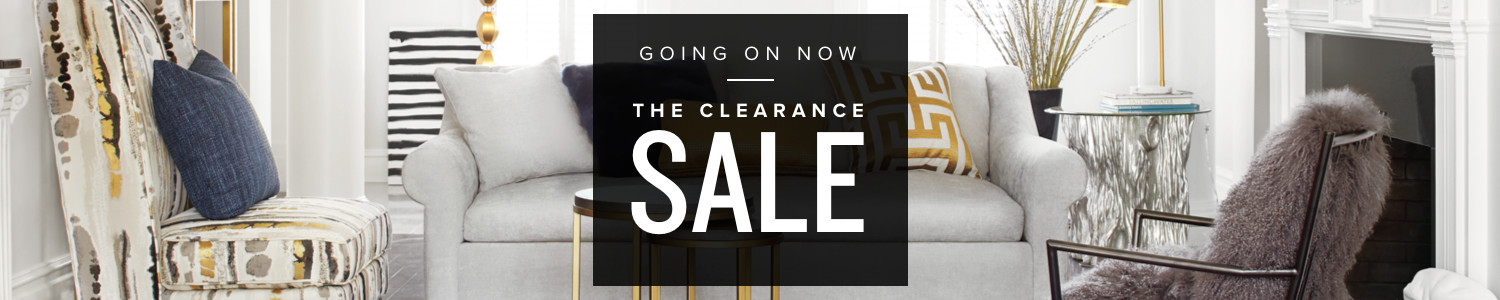 the clearance sale