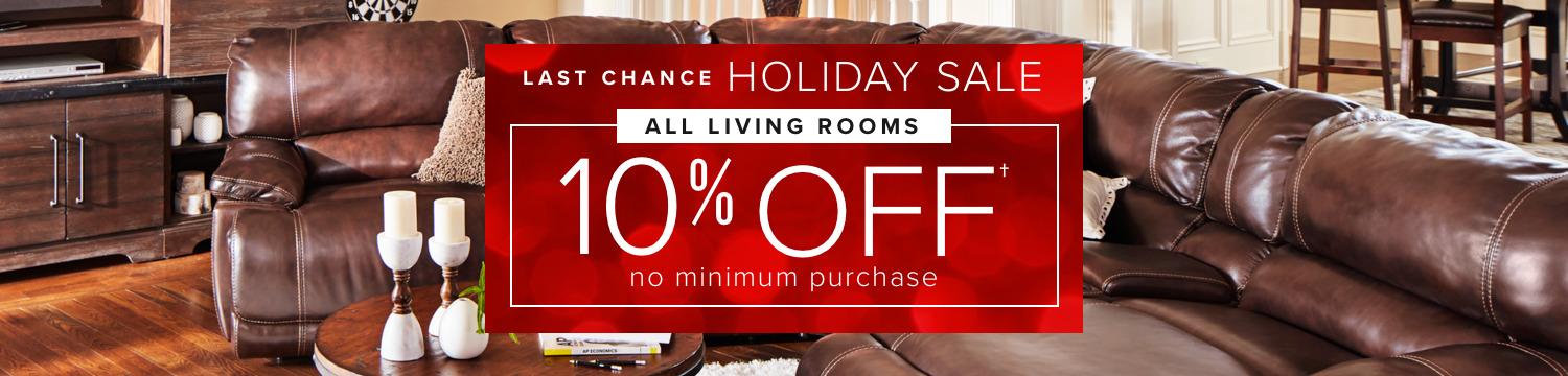 last chance holiday sale. On Sale Furniture   Value City Furniture   Value City Furniture