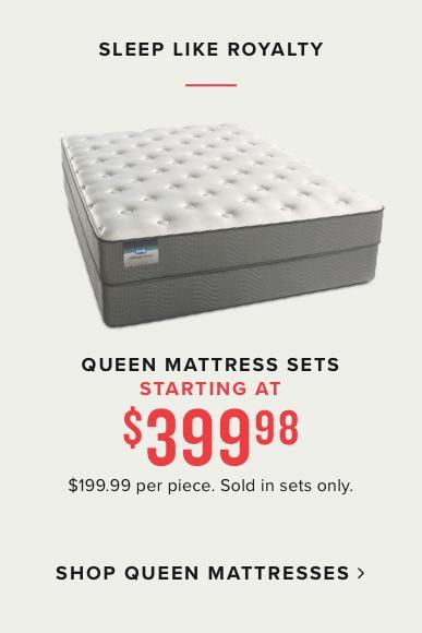 shop queen mattresses - Cheap Queen Mattress Sets