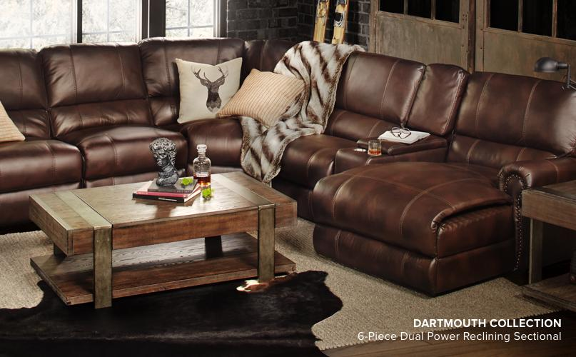 Dartmouth Reclining Living Room Collection Part 96