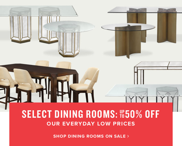 select dining rooms: 20% off | shop dining rooms on sale.