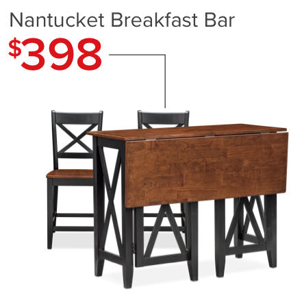 Nantucket Dining Room - Shop Now