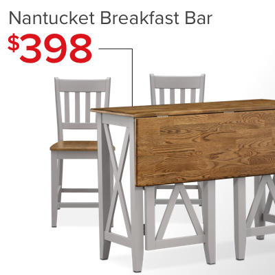Nantucket Breakfast Bar