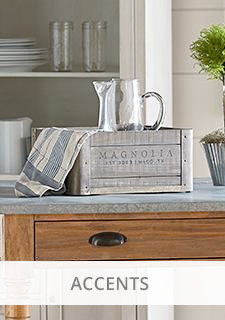 Farmhouse Decor Accents and Accessories