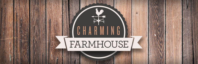 charming farmhouse style