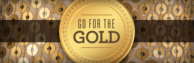 go for the gold style