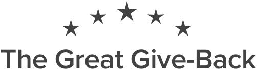 The Great Giveback Logo