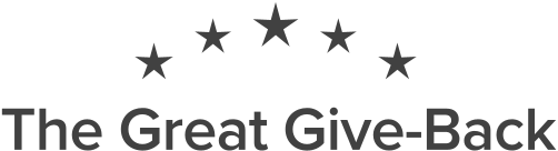 great give back logo