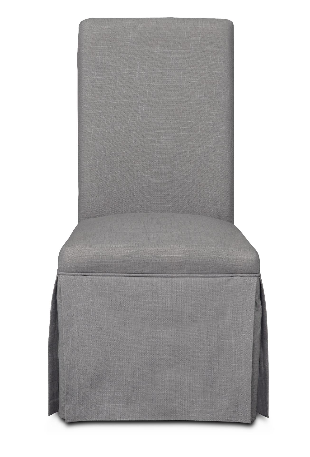 Patrice Side Chair   Gray